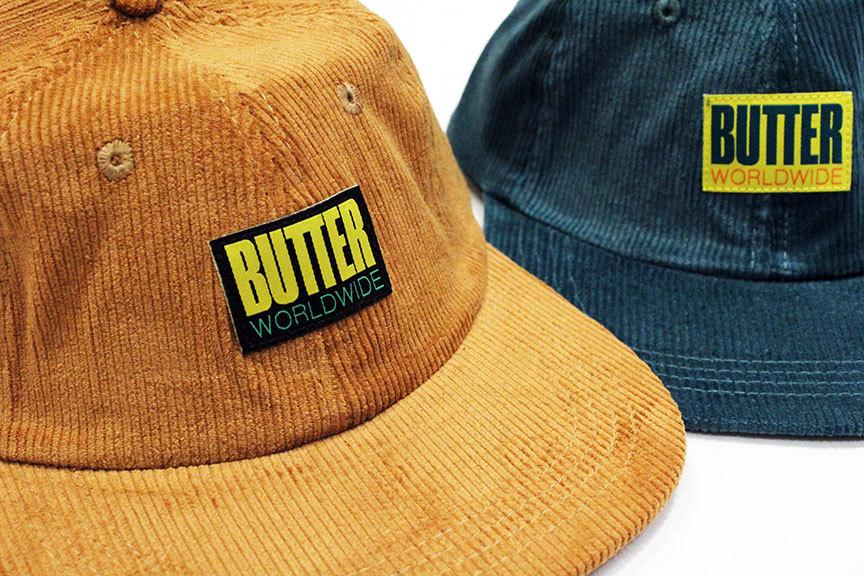 "BUTTER GOODS (バターグッズ) \"" THOMAS 6 PANEL CAP \""_b0122806_12434219.jpg"