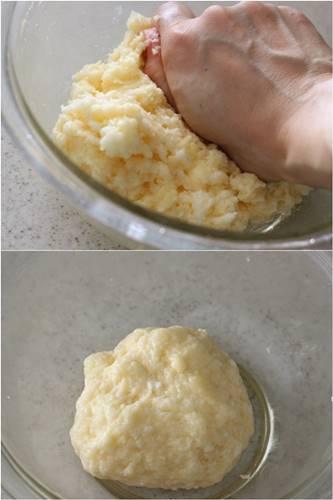 レシピ「もちもちチーズのポンデケージョ」_a0165538_09125615.jpg