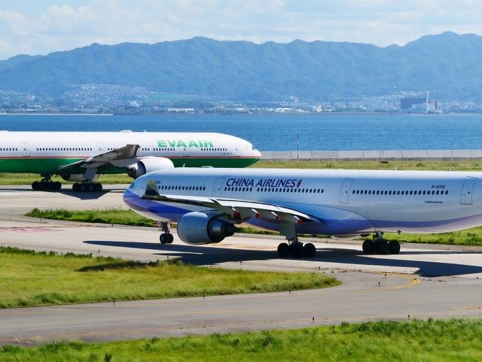 関西国際空港にて  2019-09-10 00:00  _b0093754_21114156.jpg