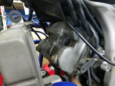 RVF400 (NC35) 車検整備、他 ① ‼_e0114857_10350568.jpg