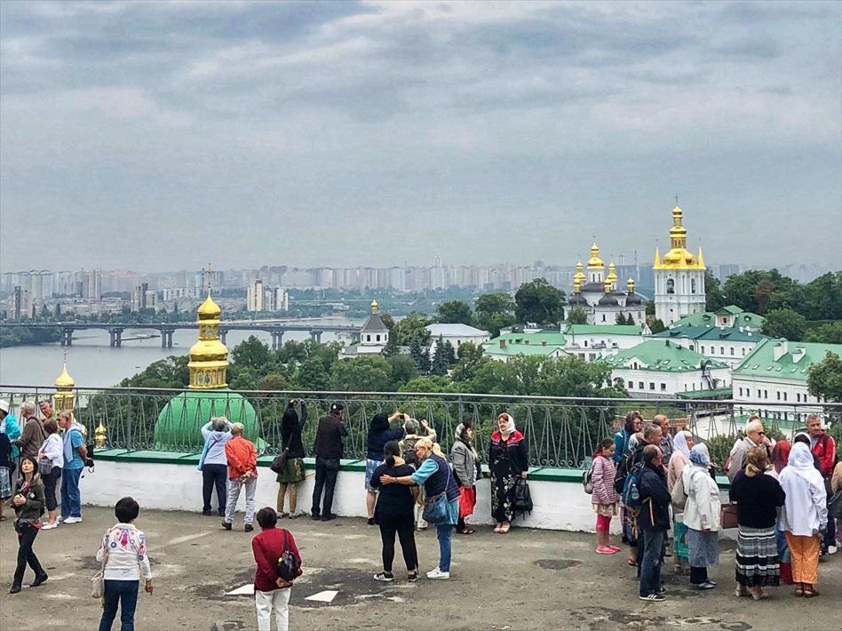 ペチェルーシク大修道院 3 歴史博物館@キエフ_a0092659_10141437.jpg
