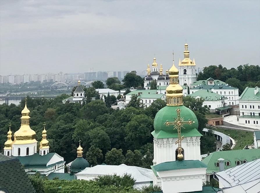 ペチェルーシク大修道院 3 歴史博物館@キエフ_a0092659_10162841.jpg