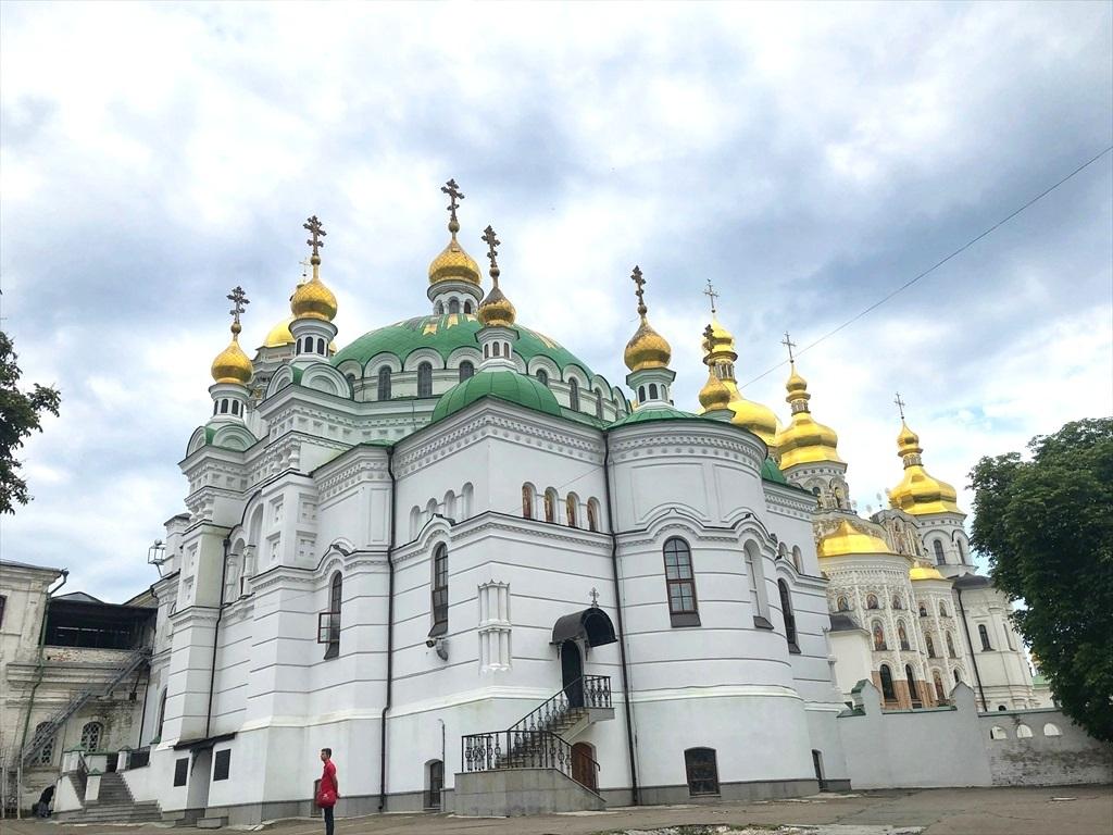 ペチェルーシク大修道院 3 歴史博物館@キエフ_a0092659_10270305.jpg