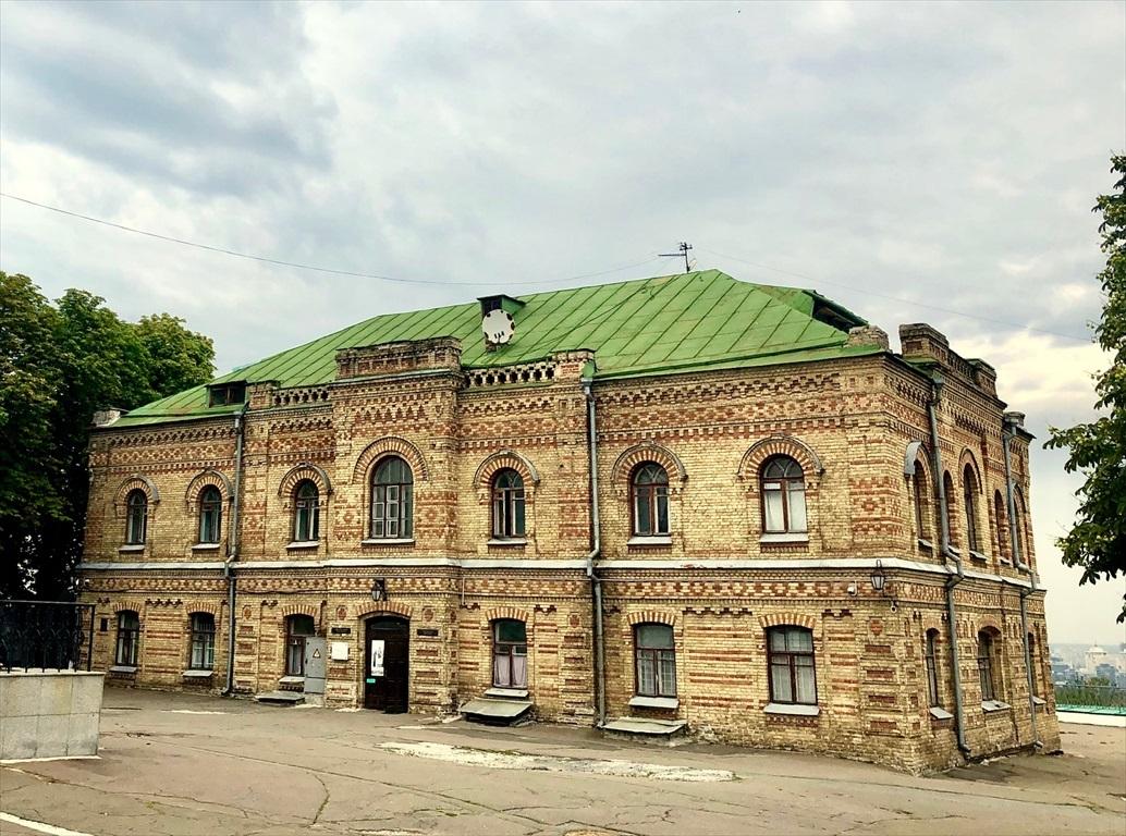 ペチェルーシク大修道院 3 歴史博物館@キエフ_a0092659_10305160.jpg