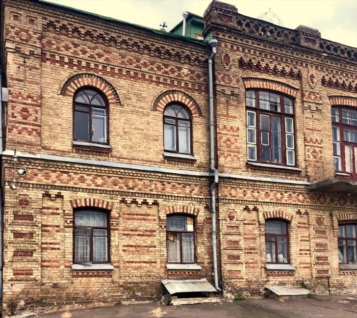 ペチェルーシク大修道院 3 歴史博物館@キエフ_a0092659_10385972.jpg