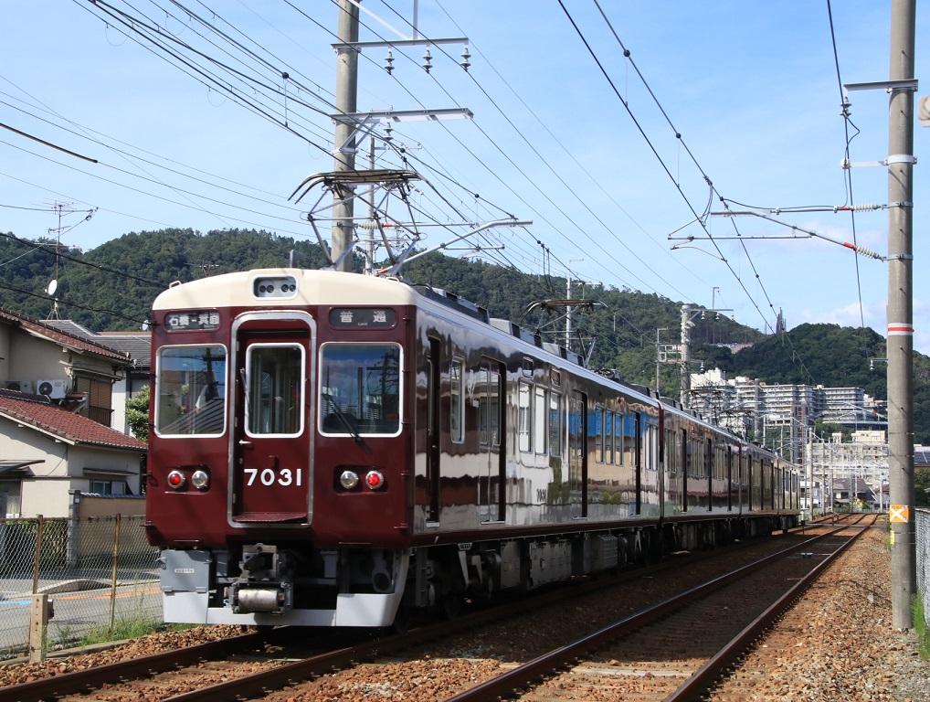 阪急7000系 7031F_d0202264_1438196.jpg