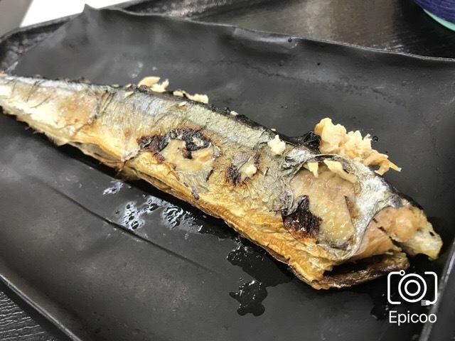 今シーズン初の秋刀魚_b0391788_10290698.jpeg
