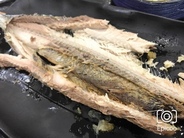 今シーズン初の秋刀魚_b0391788_10423869.jpeg