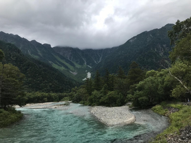 上高地から徳沢園へ♪_f0232994_13385917.jpg