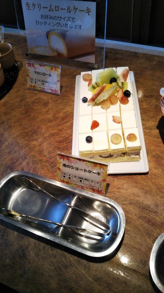 川崎日航ホテル 夜間飛行 秋の収穫スイーツブッフェ_f0076001_23450677.jpg