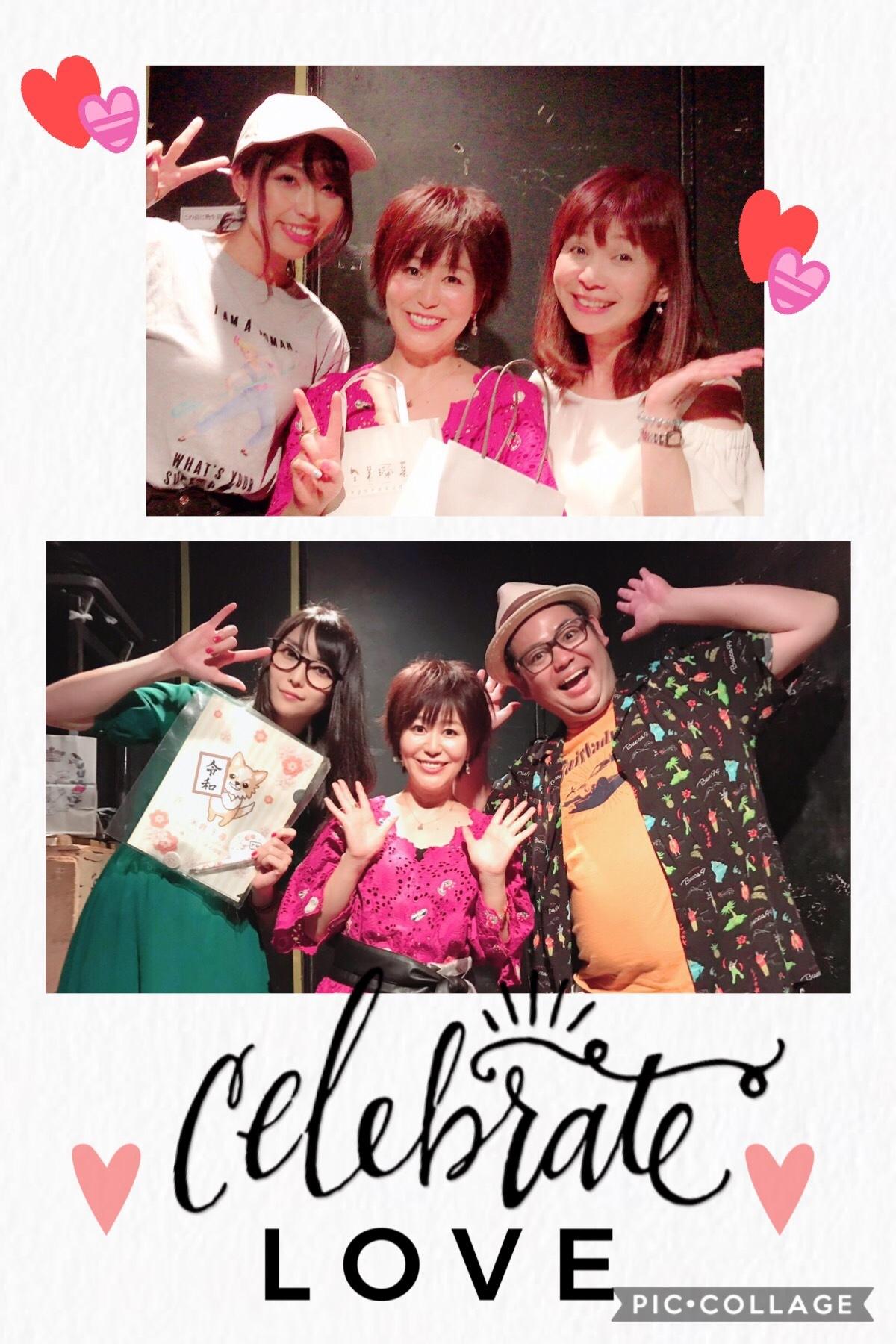 「米倉千尋 Birthday Acoustic Live 2019 〜極上バラードの夜宴〜」ありがとうメモリー🌟_a0114206_17110951.jpeg