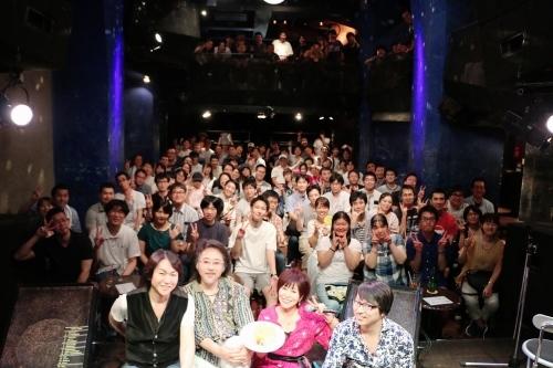 「米倉千尋 Birthday Acoustic Live 2019 〜極上バラードの夜宴〜」ありがとうメモリー🌟_a0114206_20020117.jpeg