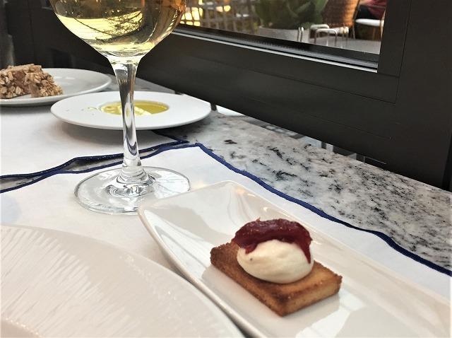レストラン Sintonia_b0064411_07303691.jpg