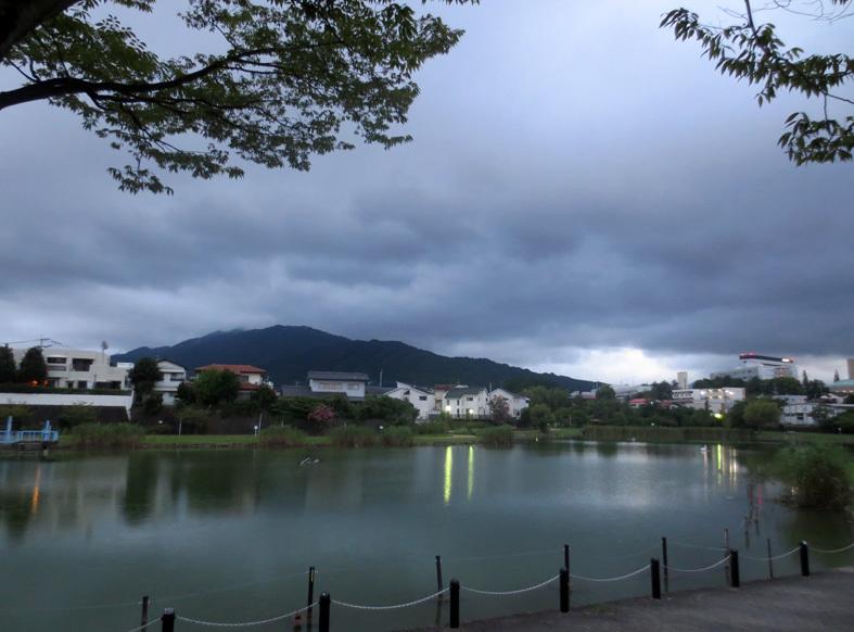 ■秋雨な日々――週替わりの夕暮れ[9/2-7]_d0190217_22330145.jpg