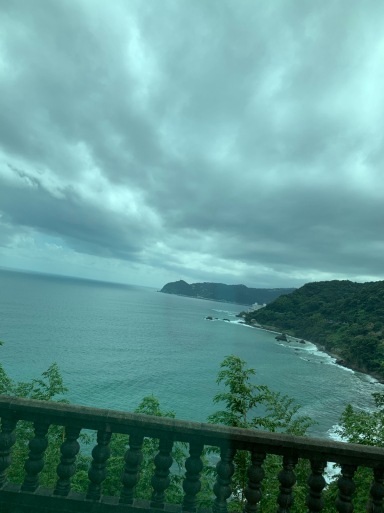 台風の中のゴルフ_c0223630_22040299.jpg