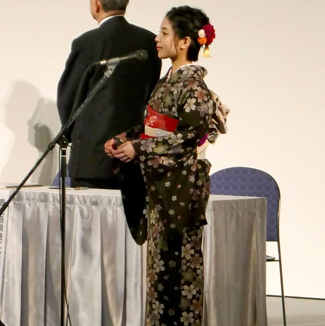 商工会議所女性会 鹿児島全国大会へ♪_d0116430_08100264.jpg
