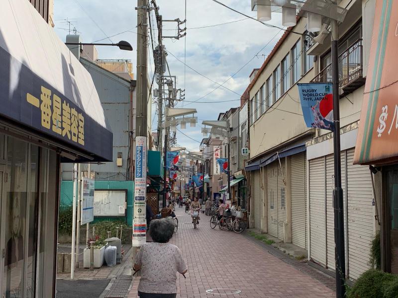 キラキラ橘商店街で食べ歩き_a0359239_14130217.jpg