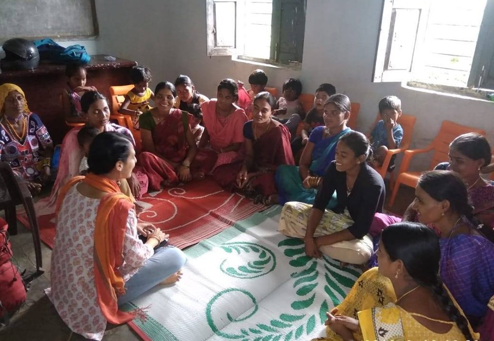 インドでボランティア:Climate Activist Teamの様子_a0383739_07270099.jpg