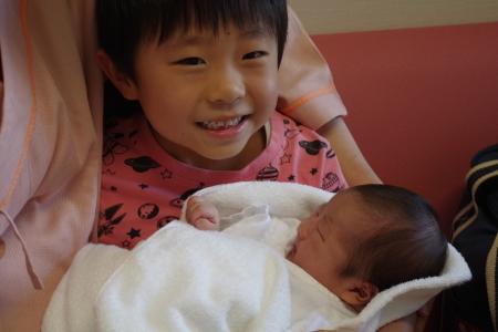 お待たせしました。 ハナちゃん誕生です。_f0114346_07151130.jpg