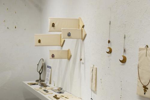 「連(ツラネ)」CONNECT & CONTINUE Accessory brand shizuku exhibition @ 4日目_e0272050_13493342.jpg