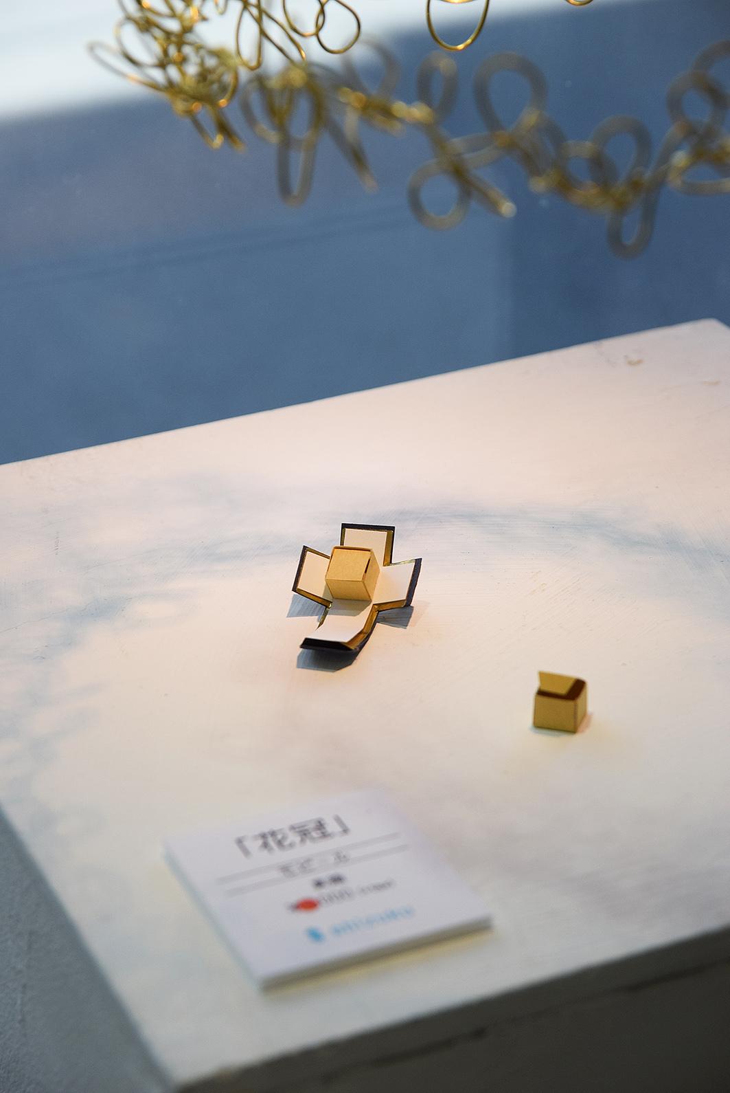 「連(ツラネ)」CONNECT & CONTINUE Accessory brand shizuku exhibition @ 4日目_e0272050_13501151.jpg