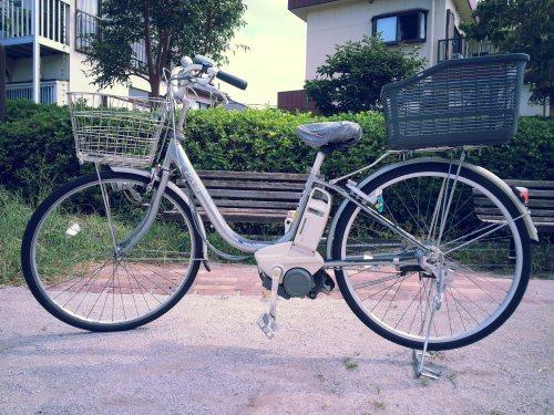 電動アシスト自転車を購入。_c0017651_09272693.jpg