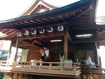 大鳥神社例大祭&目黒さんま祭り_a0061057_21152340.jpg