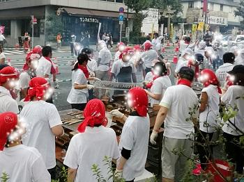 大鳥神社例大祭&目黒さんま祭り_a0061057_21164638.jpg