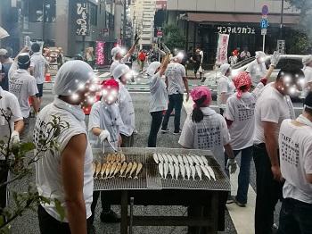 大鳥神社例大祭&目黒さんま祭り_a0061057_21171659.jpg