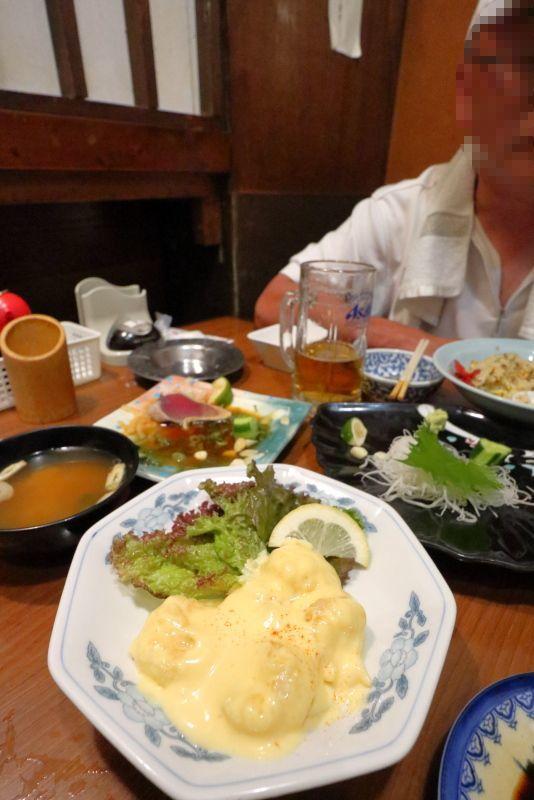 葉牡丹で、美味しいものいっぱい食べた_a0077663_14405399.jpg