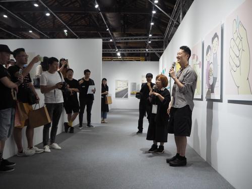 台北『中村至男自選展』を見て_b0141474_05100605.jpg