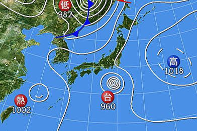 台風シーズン_c0139375_1794071.jpg