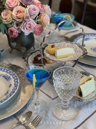 ハッとする美しき世界 アフターヌーンティーと貴族の愛したお茶編。_e0237680_16192798.jpg