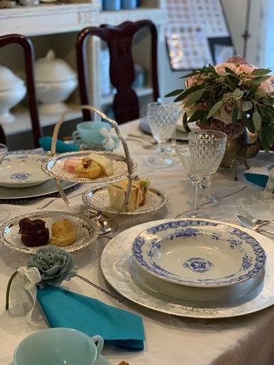 ハッとする美しき世界 アフターヌーンティーと貴族の愛したお茶編。_e0237680_16213597.jpg