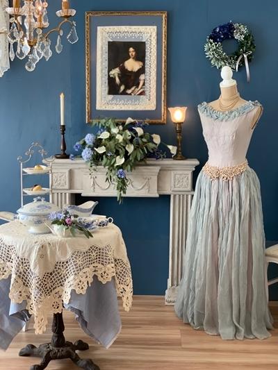 ハッとする美しき世界 アフターヌーンティーと貴族の愛したお茶編。_e0237680_16260713.jpg