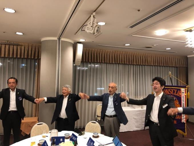 9月第1例会(岡山後楽ライオンズクラブとの合同例会)_b0188483_18175054.jpg