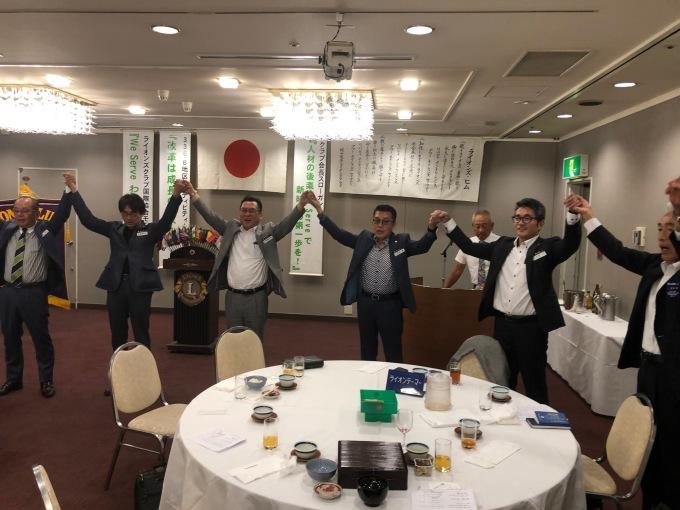 9月第1例会(岡山後楽ライオンズクラブとの合同例会)_b0188483_18180524.jpg