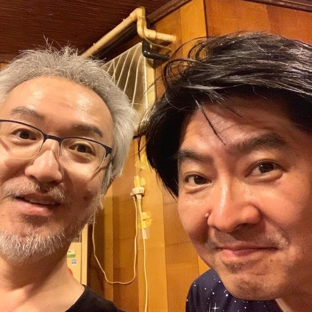 ハードなリハーサルも楽し、岡本博文さんとこってりギターを掻き鳴らす。_a0334793_11482405.jpeg