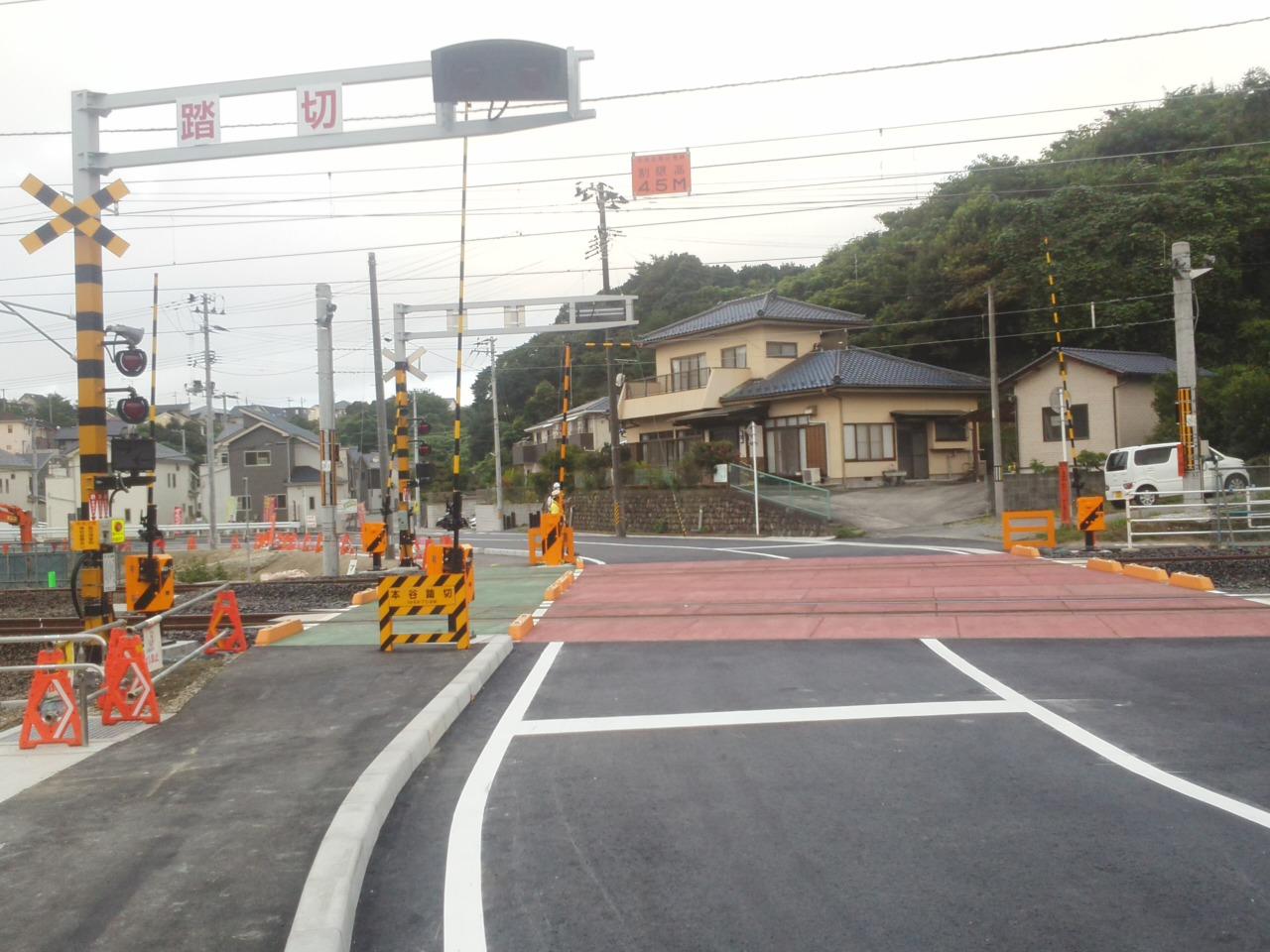 本谷踏切の竣工・開通_e0068696_7522587.jpg