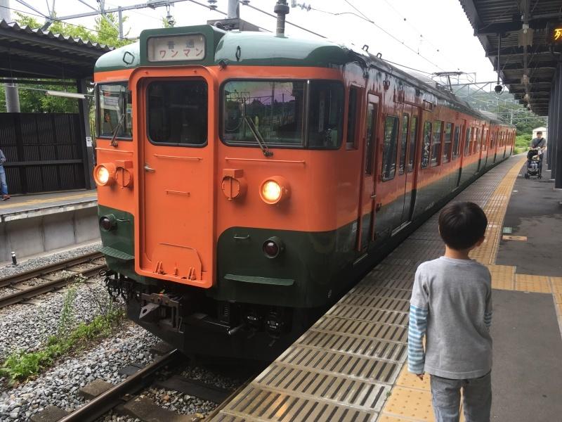しなの鉄道115系湘南色とろくもんと。_d0367998_07205694.jpeg