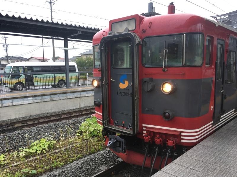 しなの鉄道115系湘南色とろくもんと。_d0367998_23173455.jpeg