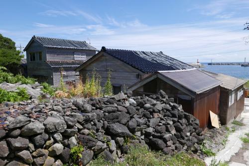 海界の村を歩く 日本海 舳倉島_d0147406_13160108.jpg