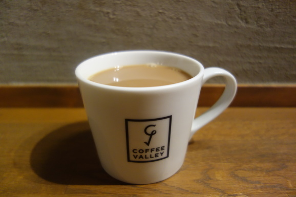 COFFEE VALLEYさんでコーヒー_e0230011_17192696.jpg