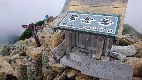 2019.9.4 常念岳登山!_a0236914_10244571.jpg