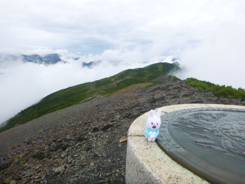 2019.9.4 常念岳登山!_a0236914_10244585.jpg