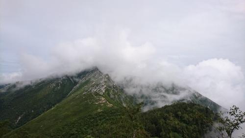 2019.9.4 常念岳登山!_a0236914_10245501.jpg