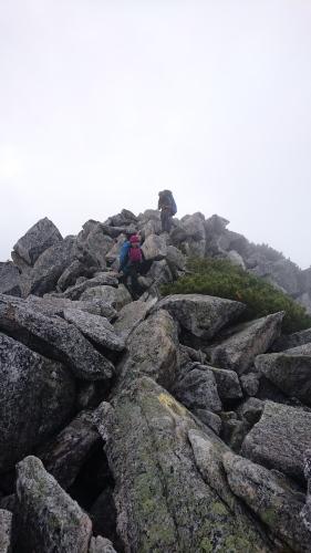2019.9.4 常念岳登山!_a0236914_10245713.jpg