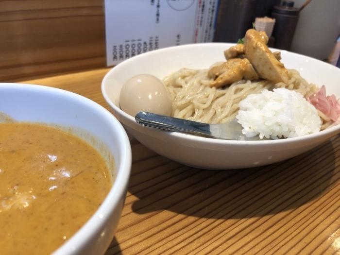若鶴丸のマッサマンカレーつけ麺_b0146414_00303885.jpeg
