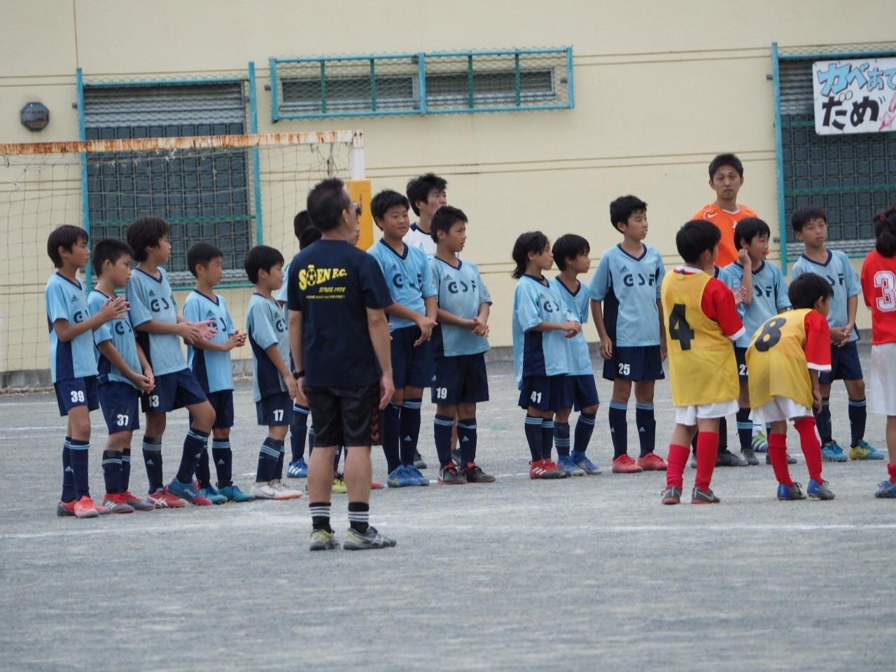 5年生 練習試合(対 早園FC、鳶尾JSC)_a0109316_18394432.jpeg