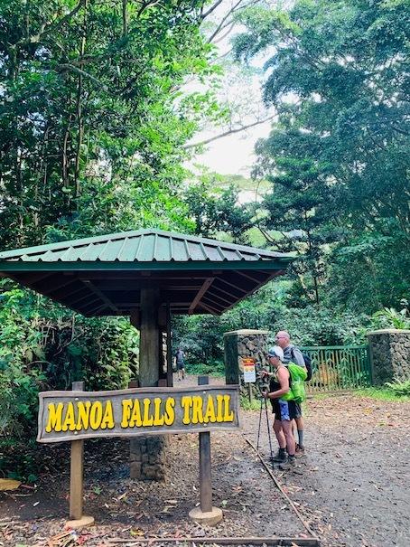 緑豊かなマノアの滝でリフレッシュ!!_c0187025_06191781.jpg